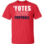 yotesknowfootball-red-tshirt
