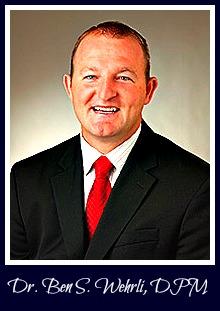 Dr Ben Wehrli head shotFramed