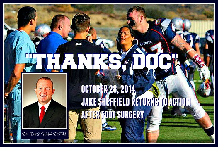 ThanksDocJakeSheffieldReturnsOctober28