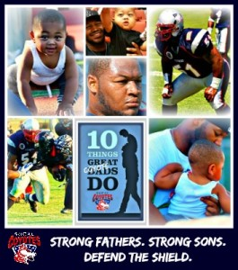 DEVIN JONES STRONG FATHERS400