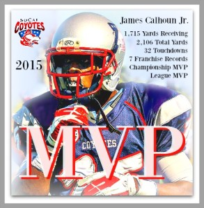 James Calhoun MVP5