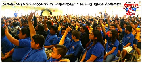 Lessons in Leadership 500